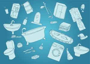 All of these appliances can contribute to water over-use.